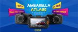 "Ursprüngliche des Auto-DVR Ambarella A7la50 Auto-Kamera GPS G90A Auto-Videogerät-Gedankenstrich-des Nocken-volle HD 1296p 30fps 2.7 "" LCD H. 264"