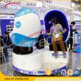 Zhuoyuan 360の程度3のシートの卵9dのシミュレーターの映画館のバーチャルリアリティのゲーム・マシン