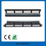 Painel de Patch UTP CAT6 24port