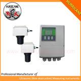 Réservoir d'eau différents niveau de liquide de compteurs à ultrasons