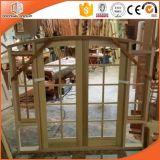 中国の植民地棒が付いている最上質のアーチ形にされた戸枠のWindows