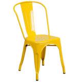 가구 금속 포도 수확은 산업 Tolix 작풍 의자를 착석시킨다