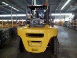 Hydraulischer dieselbetriebener Gabelstapler 5 Tonne mit Triplex Mast