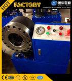 ¡Venta directa de la fábrica! con 10 conjuntos liberar la máquina que prensa de goma de la manguera de los dados