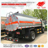 4X2 die Kapazität des Chassis-5.3cbm tanken Tanker-LKW wieder
