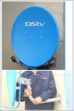 Décalage de 80cm antenne satellite pour l'Afrique