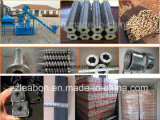 Smokeless Carbonisation Furnace의 BBQ Use Charcoal Briquette Making