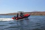 Aqualand 21feet Rigid Inflatable /Rib Boat/Rescue Patrouillenboot (rib640t)