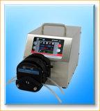 Bomba peristáltica de distribuição inteligente Wt600f para alimentos e bebidas