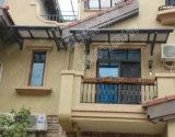 Villa Jardín, cenador cochera cubierta garajes Rainshed Sunshed Carpa Toldo
