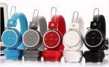 TF de StereoHoofdtelefoon Draadloze Bluetoot Hearphones van de Groef van de Kaart