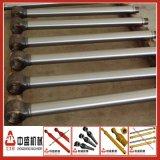 Pistón Rod del cilindro hidráulico