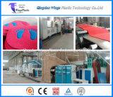PVCビニールのループマットのコイルのマットのための生産ライン/プラスチック機械