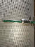 パンチ穴の網の穴があいた金属、ステンレス鋼のパンチ穴の網、パンチ穴の網の穴があいた金属スクリーン