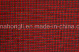 Tela tingida fio poli/rayon, manta pequena, 230GSM