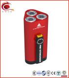 Extintor de fogo portátil de partículas nanométricas