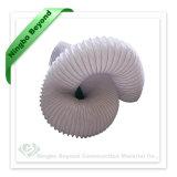 Grado flessibile bianco del franco del condotto di aria del PVC