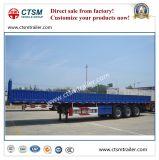製造業者のバルク貨物輸送のサイドウォールか半低下の側面のトラックのトレーラー