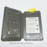 Caixa de empacotamento do plástico PVC/PP/Pet para eletrônico