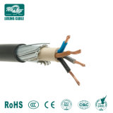 XLPEの電源コードのXLPE Swa PVC Cable/XLPE電源コードか種類