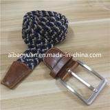 Черные и серые зерна по диагонали эластичный ремень оплеткой