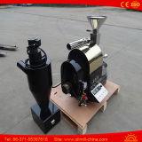 Petite machine de brûleur de café de la chaleur 1kg de gaz de machine de torréfaction de café