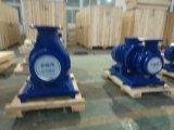Pompe centrifuge électrique de canalisation d'étape simple
