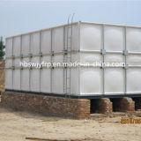 Tanque de agua compuesto de tejado compacto SMC de bajo precio para acuicultura