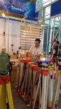 Chinese Leverancier die de Totale Regelbare Driepoot van de Post onderzoeken
