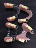 [فلبلست] طقم أسنان مرنة