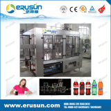 2000bottles Per Hour auf 0.5liter Pet Round Bottle Filling Machine