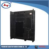 Kta38 Cummins Grupo electrógeno del radiador el radiador intercambiador de calor del radiador de aluminio