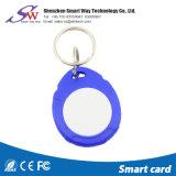 Supporto di plastica progettato speciale RFID astuto Keyfob Keychain Em4100
