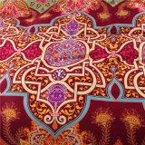 De Indische Dekking van het Dekbed van de Dekking van Mandala Doona van de Specialiteit Lichtgewicht met Hoofdkussens Boho Koningin Bedding Set