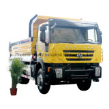 6X4 de Kipper van de Vrachtwagen van de Stortplaats van 340HP Iveco Genlyon