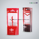 Personnaliser Clear Pet PVC Plastic Packaging Box avec impression