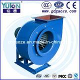 Ventilateur centrifuge intense de déflecteur d'échappement de fer de moulage (11-62-A)