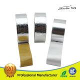 Cinta reforzada fuerte del papel de aluminio