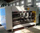 Máquina de 4 colores de tinta de impresión del cartón Agua