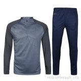 Survêtements du football de formation, survêtement de bonne qualité du football de club de formation de Whloesale pour les hommes, le football des hommes respirables