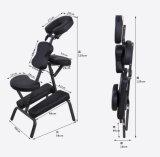 MB-005 Chaise de massage portative bon marché Chaise de tatouage SPA avec étui de transport gratuit