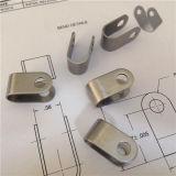 Металл нержавеющей стали штемпелюя части - струбцину провода