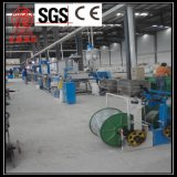 Plastic Machine Automóvil Cable Extrusora