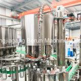 Machine de remplissage liquide automatique avec ligne d'emballage d'étiquetage
