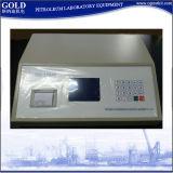 Gd-17040自動ASTM D 4294のX線の蛍光性のXrfの硫黄の検光子