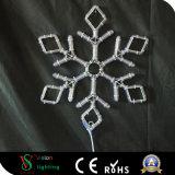 Decoração de Natal Snowflake Motif Light