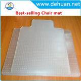 36-Inch 48-Inch Carpet Chairmat с Lip, Clear