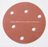 Aluminiumoxyd-Haken u. Schleifen-versandende Platte