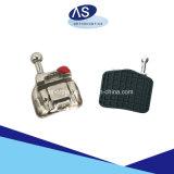 Soporte de metal Ortodoncia Auto ligar soporte con el chorreo de arena