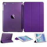 새로운 iPad를 위한 지능적인 전화 상자 PU 가죽 상자